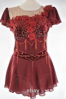 Brand New Figure Skating Dress Size Ladies Medium