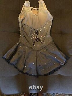 Custom Figure Skating Competition Dress
