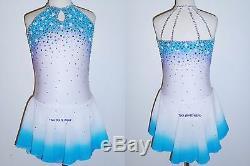 Custom Made To Fit Figure Ice Skating/ Baton/ Twirling Costume