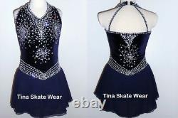 Custom Made To Fit Figure Ice Skating /baton/ Twirling Costume