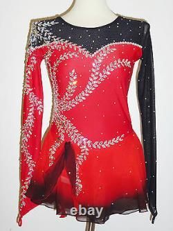 Custom Made To Fit Figure Skating/ Dancing/ Baton Twirling Costume