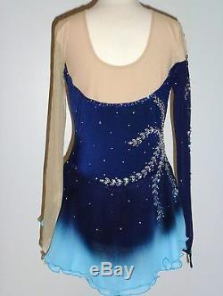 Custom Made To Fit Figure Skating/ Dancing/ Baton Twirling Costume