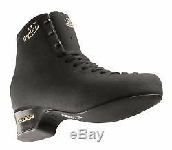 EDEA Overture Mens Figure Skates Senior / Black / All Sizes Available