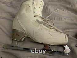 Edea 255 Figure Skating Boots