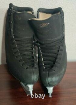 Edea Chorus Black Size 240 Figure Skating Boots Ice Skating coronation Ace 7940