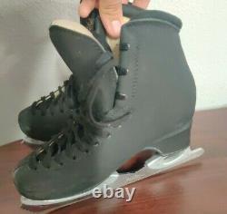 Edea Chorus Black Size 245 Figure Skating Boots Ice Skating coronation Ace