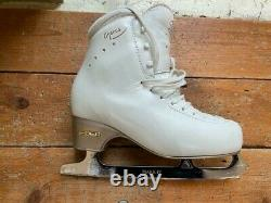Edea Chorus Figure Skates, Size 245