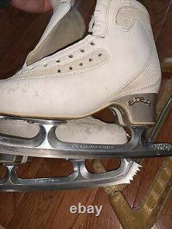 Edea Ice Fly 230 Figure Skates With Paramount Blades 420