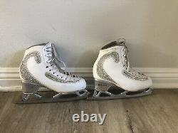 Edea Ice Fly 245C figure skates