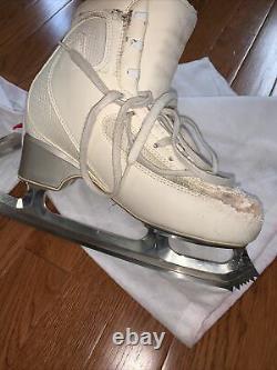 Edea Ice Fly Figure Skates 250 With Paramount Blades 420