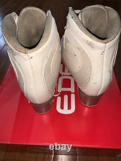 Edea Ice fly Figure Skates 235C No Blade