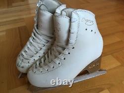 Edea Overture Figure Ice Skates Size 200
