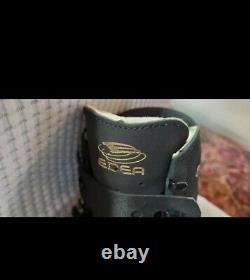 Edea Overture Figure Skating Shoes Size 255 Black