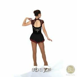 Figure Skating Competition Dress Jerrys 117 Marchioness Size Adult X-Large AXL