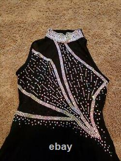 Figure Skating Competiton Dress Adult Large