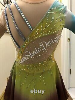 Figure Skating Dress size 10-14 child