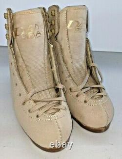 GRAF Dance Girls Figure Skate Boots 3.5 L BEIGE 2533 BG-20 L NEW