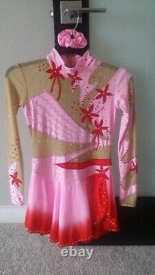 Girls' Figure Skating Competition Dress