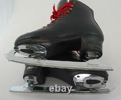 Harlick Ice Skates Professional Freestyle Figure Skating Sheffield England 4c