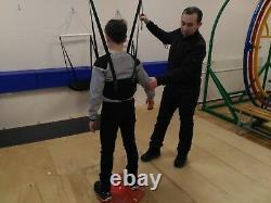 Harness strap, Pillow Belt SET for figure skating off ice