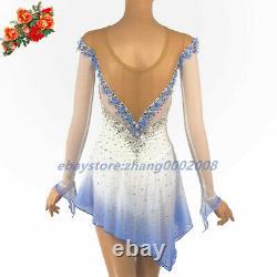 Ice skating dress. Competition Figure Skating Dress /Dance Baton Twirling Costume