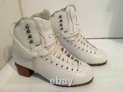 Jackson Elite DJ5200 Women's Size 4.5B Figure Ice Skate Boots