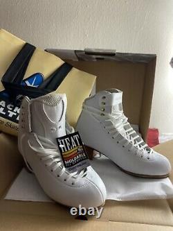Jackson Elite Figure Skating Boots 8D