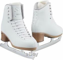 Jackson Elle Womens/Girls Figure Ice Skates Womens Size 5, Width W