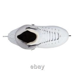 Jackson Ultima Freestyle Fusion/Aspire Figure Ice Skates FS2191 W 1 White New