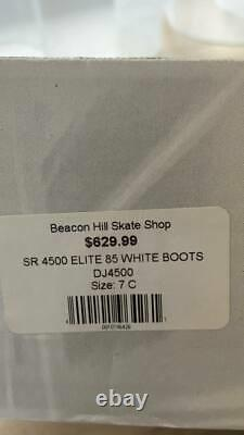 Jackson elite 4500 7C woman figure skating boots only brand new