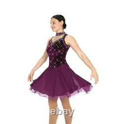 Jerry's Figure Skating Dress Ice Dance Dress 558 Dancing At Court Adult Small