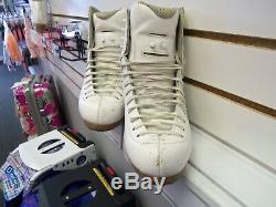Ladies Jackson Elite DJ4500 6B Figure Skating Boots