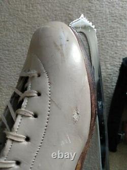 Ladies Professional Custom Made Figure Skates Size 10.5