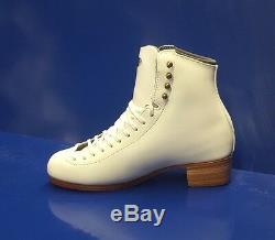NEW Riedell 355 Silver Star Figure Skating Boots