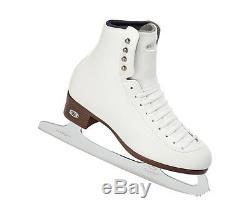 NEW Riedell Toddler Ice Figure Skates 33 Model Capri Blade Size 9 Medium