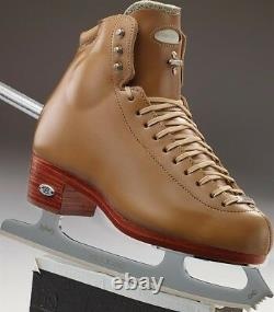 New Figure Skating Riedell Skating Boots 2200 Synchro 100 Support