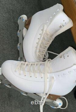 Off ice Risport Electra Light figure skates