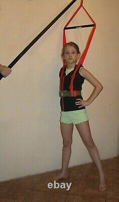 Pole Harness for Figure Skating Roller Skating Lounge Safety Belt
