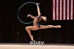Rhythmic Gymnastics Leotard acro aerobic ice figure skating dance 152-165