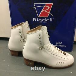Riedell 1500 Figure Skate Boots 7 B/A