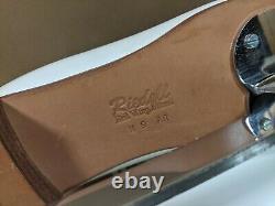 Riedell 220 Retro Women's Figure Skates Size 9 Medium Wilson Excel Blades