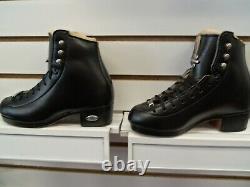 Riedell Boy's 43 TS Figure Skating Boot 13.5 D/C Black
