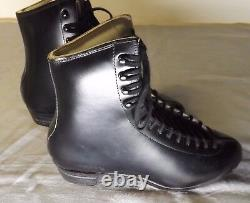 Riedell Men's Figure Ice Skates Sz 8 N Model 900 Royal
