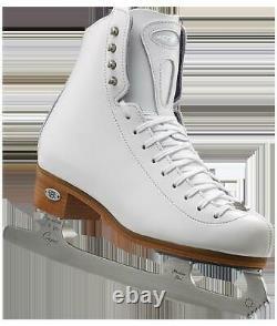 Riedell Model 223 Stride Ladies Figure Skates (with Capri Blades)