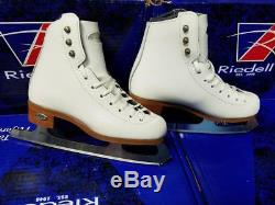 Riedell model 29 Figure Skates sizes 1 and 2 NEW