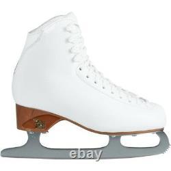 Risport Antares Figure Skates White Junior & Senior Sizes