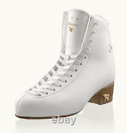 Risport Electra Light Figure Skates White Junior & Senior Sizes