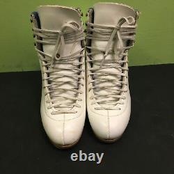 SP Teri Zero Gravity Figure Skate Boots Size 6.5