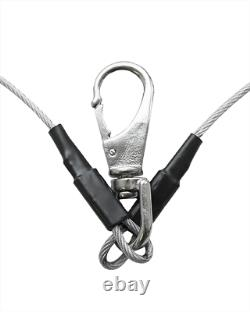 The manual jump harness for figure skating simulator is fully adjustable