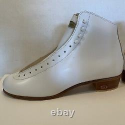 Vintage Riedell Competition Figure Skates Model 275 Size 11 New! Boots Only